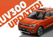 Mahindra XUV300 Updated With Petrol AMT Transmission