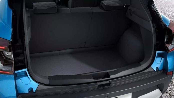 Renault Kiger Boot Space