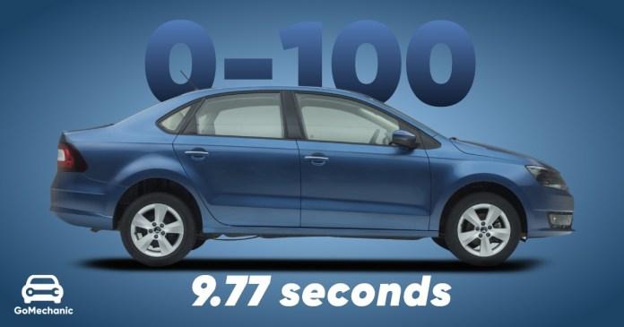 Fastest Petrol Cars under 15 lakhs