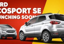 Ford Ecosport New SE Variant May Launch in India Soon