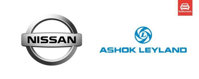 Nissan & Ashok leyland
