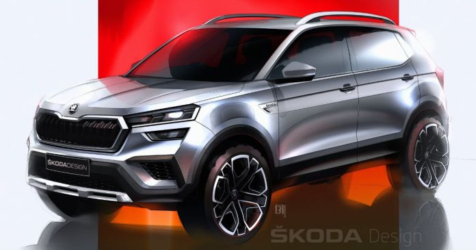 Skoda Kushaq To Be Introduced On March 18