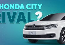 Citroen CC26, Honda City Rival?