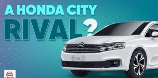 Citroen CC26, Honda City Rival?