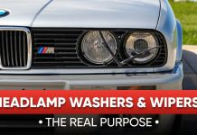 Headlamp Washers & Wipers
