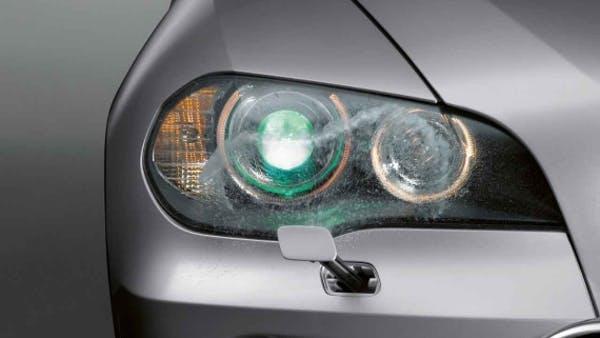 Headlight Washer