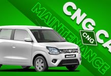 How to maintain a CNG car