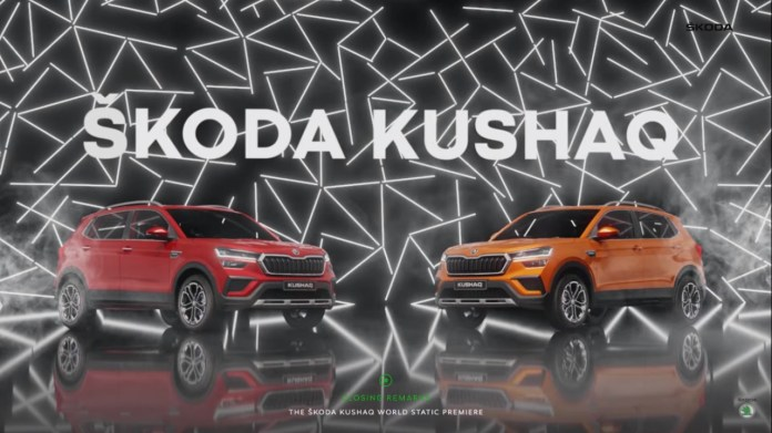 New Skoda Kushaq