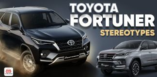 Toyota fortuner stereotypes