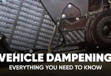 VEHICLE DAMPENING