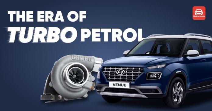 era of turbocharged vehicles