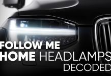 follow me home headlamps decoded