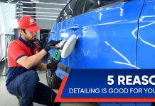 5 reasons detailing is good