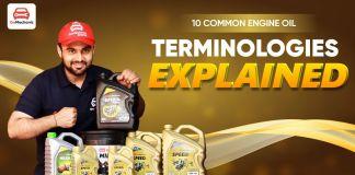 Common Engine Oil Terminologies Explained