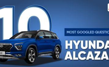 Hyundai alcazar FT