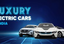 Electric Luxury cars in India