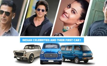 X Indian Celebrities And Their First Car