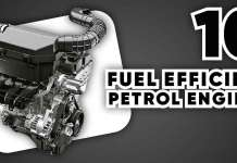 10 Most Fuel-Efficient Frugal Petrol Engine In India