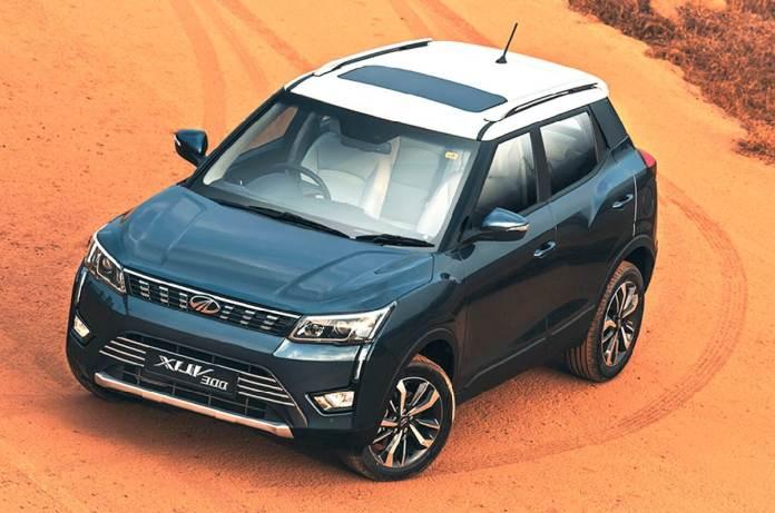 Mahindra XUV 300 Alternative to Ford EcoSport