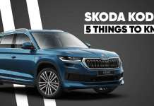 2021 Skoda Kodiaq 5 Things To Know