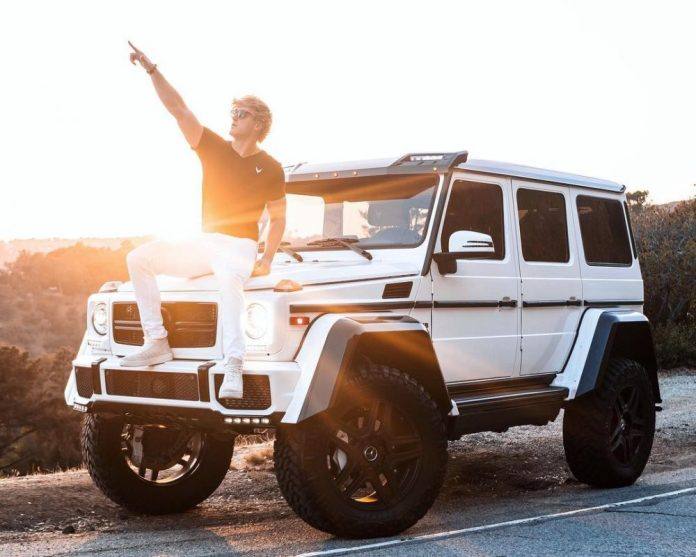 5 youtubers and their choice of cars