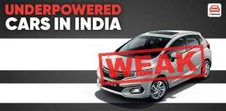 8 Severley Underpowered Cars In India
