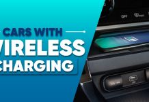 Cars with Wireless Charging-ft