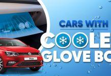 Cooled Glove box