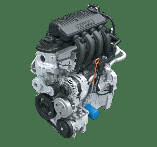 Honda Jazz petrol engine