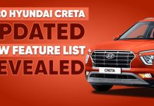 Hyundai Creta updated