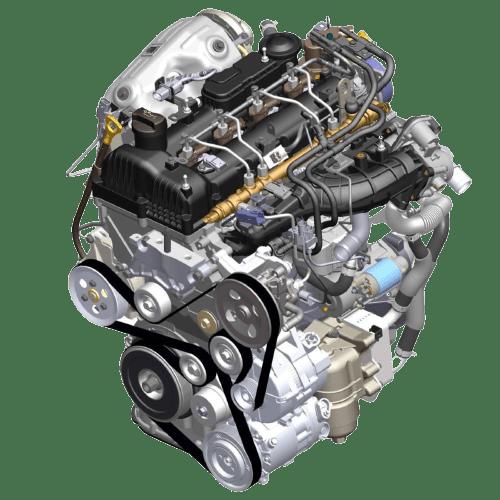 Hyundai R2.0 engine