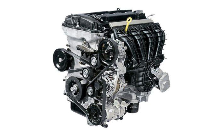 Jeep Compass diesel engine