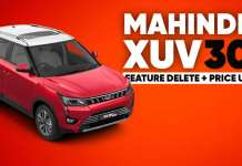 Mahindra XUV300 Price Hike and Features Deleted