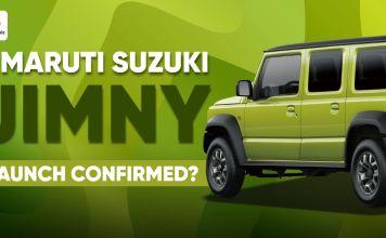 Maruti Suzuki Jimny