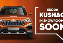 Skoda Kushaq soon in showrooms