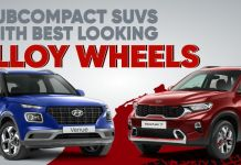 Subcompact SUVs-ft