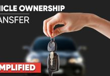 Vehicle Ownership Transfer