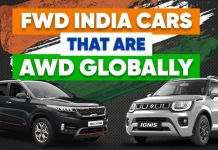 FWD India Cars-ft