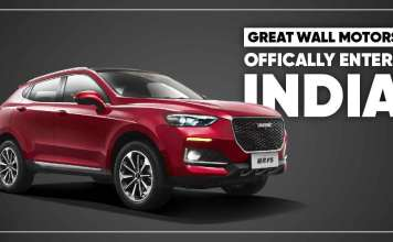 Great Wall Motors (GWM) Officially Enters India