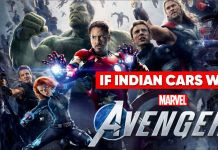 If Indian Cars Were Avengers