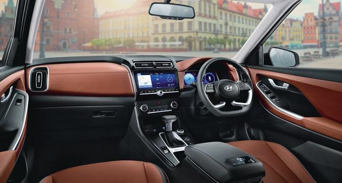 Interior | Hyundai Alcazar