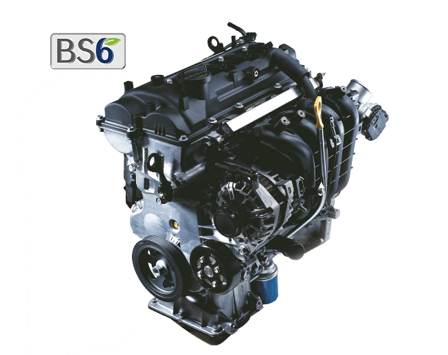 1.2-litre engine