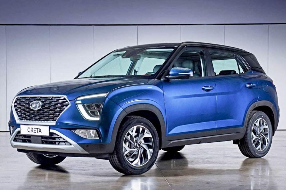 Updated Hyundai Creta