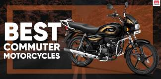 Best Commuter Motorcycle In India