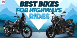 Highways rides