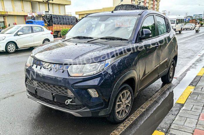 Mahindra KUV100 EV