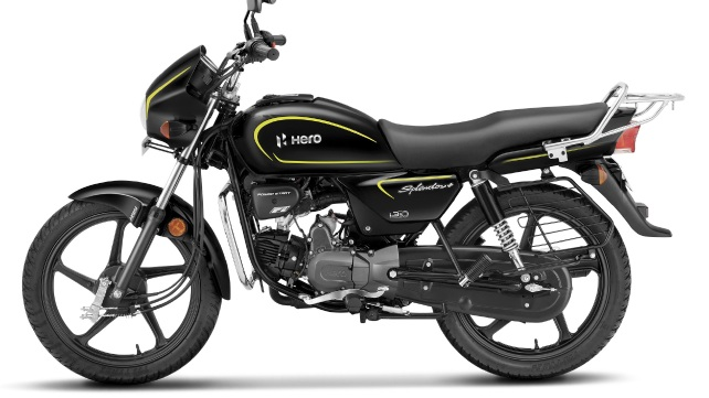 top selling two wheelers