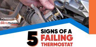 thermostat fail