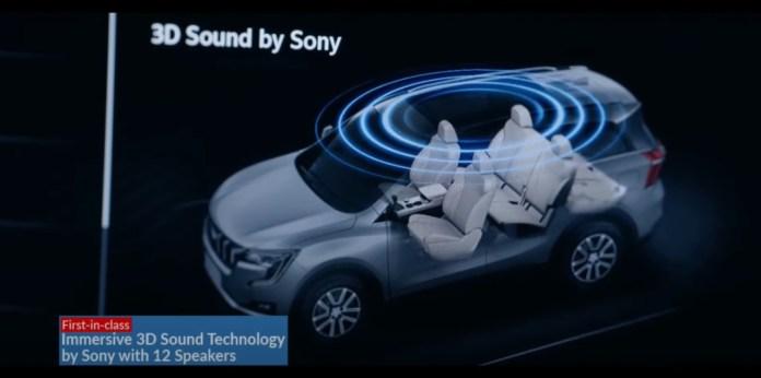 Custom Sony Sound