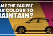 Easiest Car Colour To Maintain